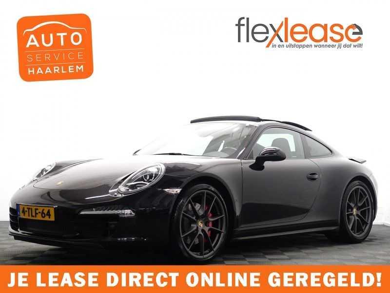 Porsche 911 3.8 Carrera 4S 400pk PDK - Sport Chrono, Panoramadak, Sportuitlaat
