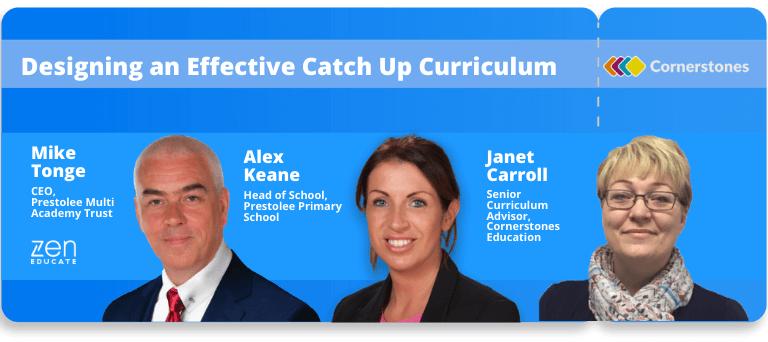 Key Insights: Designing an Effective Catch Up Curriculum