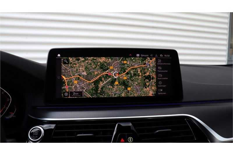 BMW 5 Serie Touring 530i High Executive M Sport Driving Assistant Prof, Head-Up Display, DAB, Memory afbeelding 14