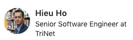 Quote from Hieu Ho