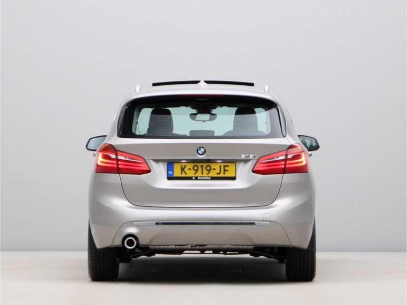 BMW 2 Serie Active Tourer 218i High Executive Luxury Line Panoramadak afbeelding 13