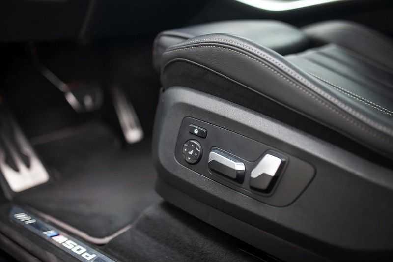 BMW X5 M50d High Executive *Pano / Standkachel / Laserlight / Head-Up* afbeelding 23