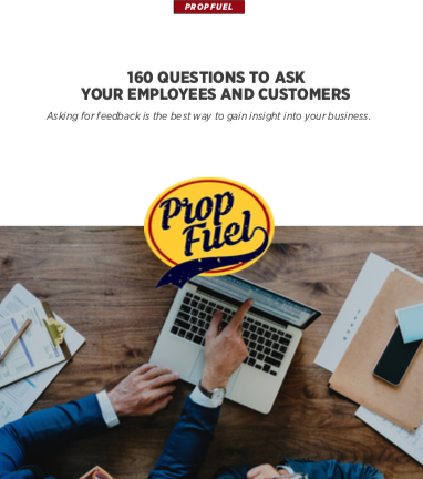 160 Questions to Ask Your Employees and Customers
