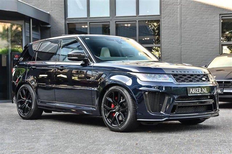 Land Rover Range Rover Sport 5.0 SVR CARBON+HEADUP+ACC+TR.HAAK NP.265K afbeelding 13