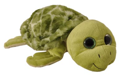 "The Petting Zoo: 8"" Miniz Turtle"