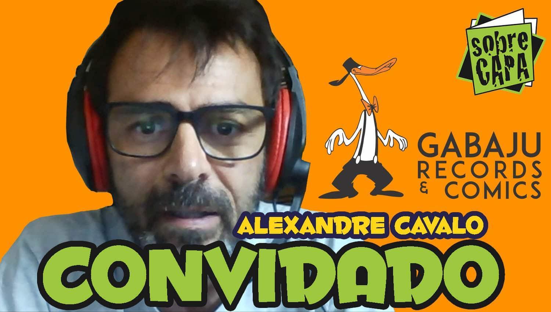 Alexandre Cavalo Dias Gabaju Records e Comics
