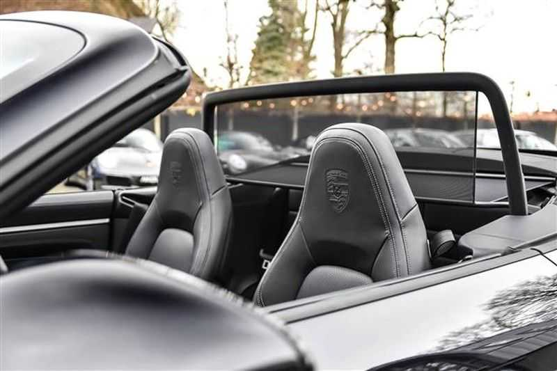 Porsche 911 992 4S CABRIO BOSE+SPORTUITLAAT+SPORT CHRONO afbeelding 3
