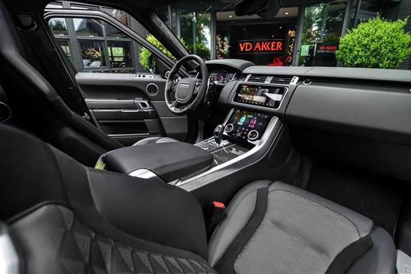 Land Rover Range Rover Sport 5.0 SVR CARBON+PANO.DAK+ACC+HEADUP NP.250K afbeelding 2