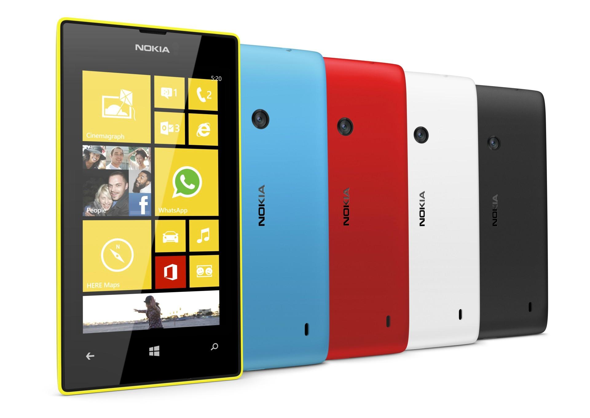 Nokia Lumia Series