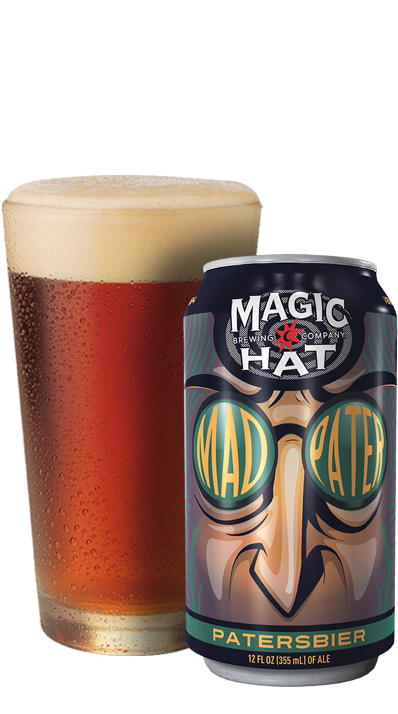 Mad Pater Bottle & Pint