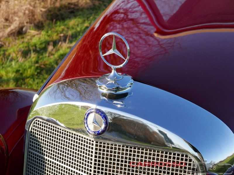 Mercedes-Benz 170 S Cabriolet B afbeelding 16