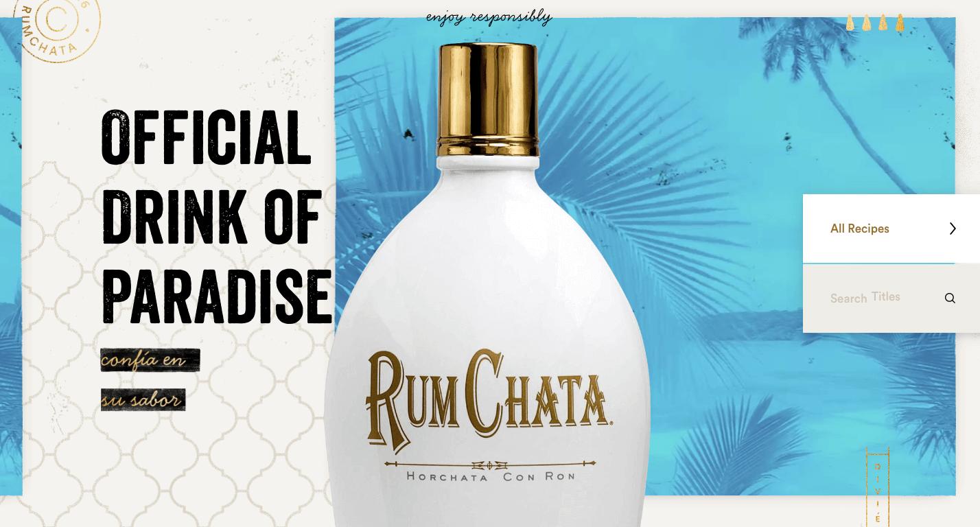 Rumchata.com