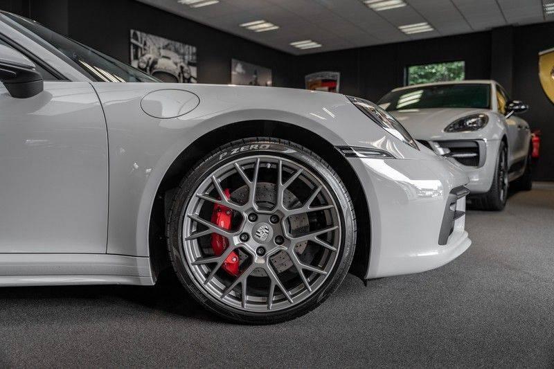 Porsche 911 992 S Krijt Sport Design Pakket 18 weg Bose Sport Chrono 3.0 Carrera S afbeelding 14