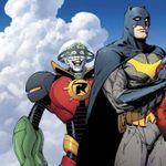 Batman O Último Cavaleiro da Terra