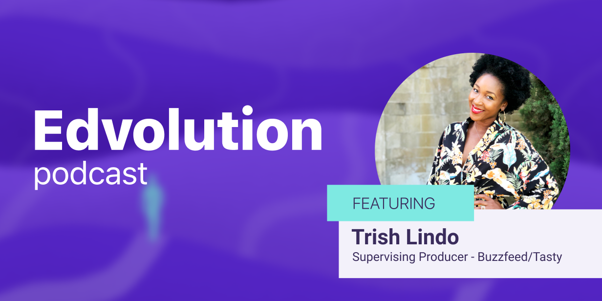#5   Trish Lindo: Gut Instincts, Developing Perspectives, Self-Reliance & Resilience