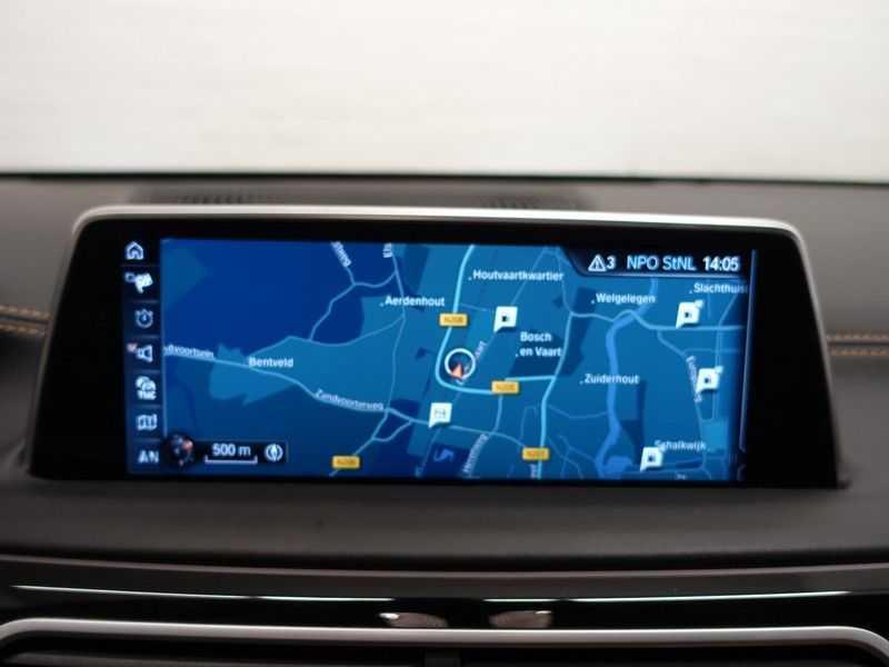 BMW 7 Serie 730d xDrive Individual 266pk M-Sport Aut8 Full options, Nw prijs €163.439,- afbeelding 5