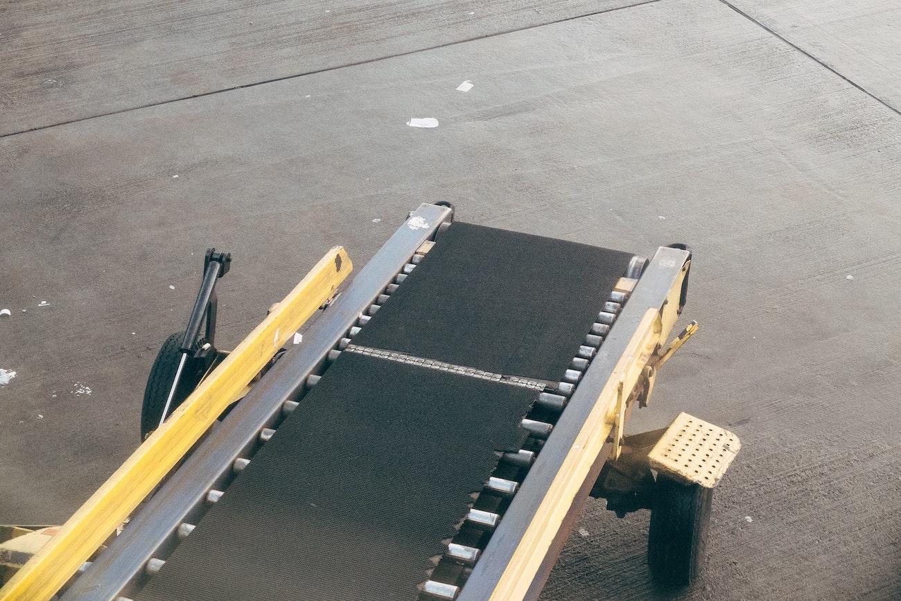 Conveyor Belt Saving