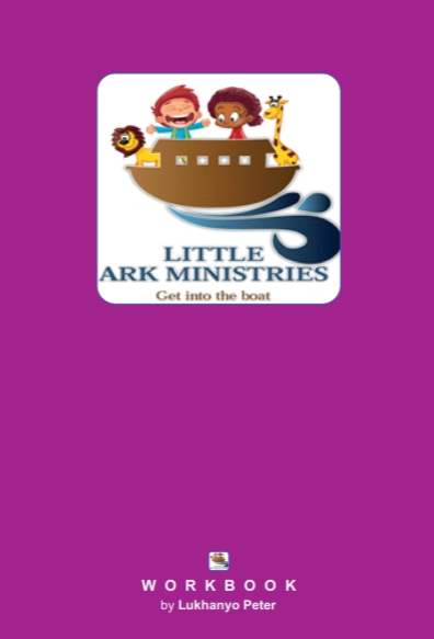 Book Name: Little Ark workbook