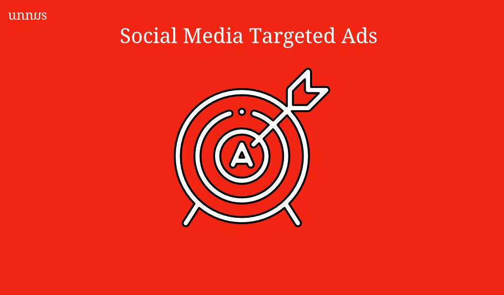 Illustration of Social Media Targeted Ads