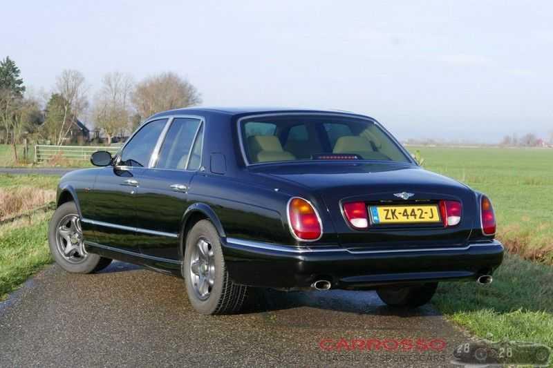 Bentley Arnage GREEN LABEL afbeelding 6