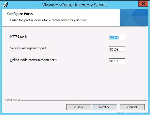 vCenter 5.5 on Windows Server 2012 R2 with SQL Server 2014 – Part 3 - 26