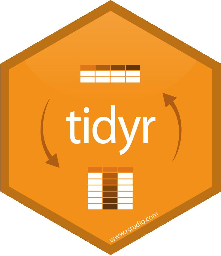 tidyr hex sticker