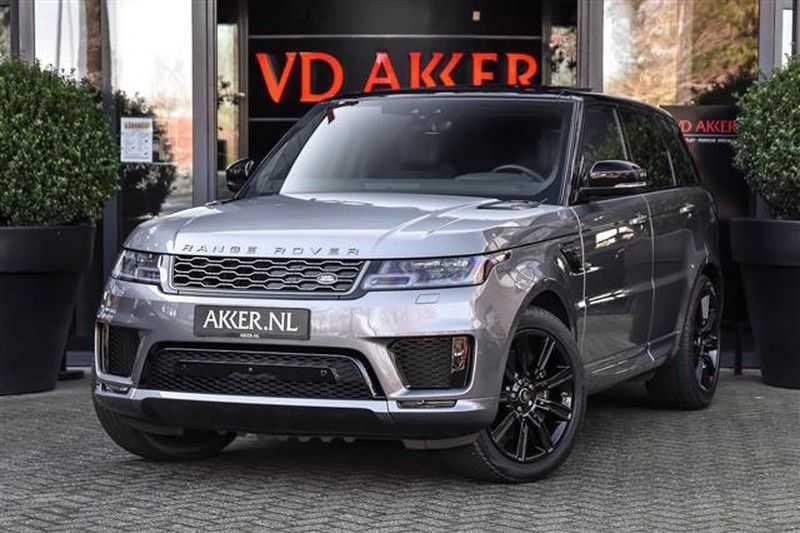 Land Rover Range Rover Sport P400e HSE DYNAMIC PANO.DAK+ST.KOELING+21INCH
