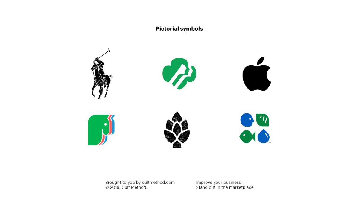 CultMethod - Pictorial Mark Logos