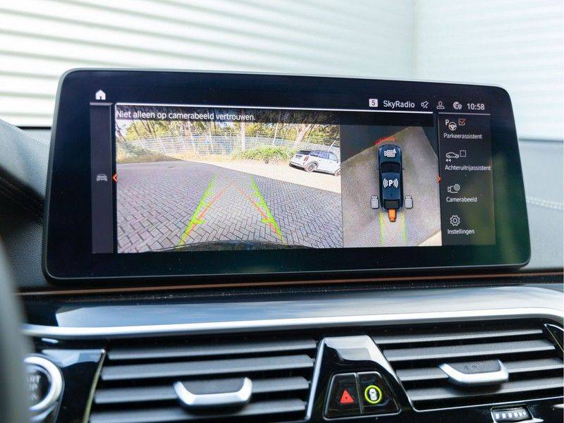 BMW 6 Serie Gran Turismo 630i High Executive - Luchtvering - Facelift - Driving Ass Prof afbeelding 25
