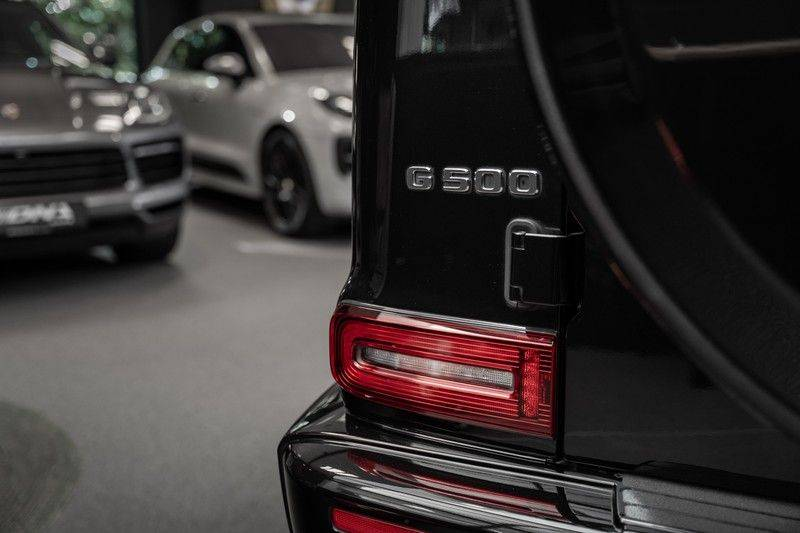 Mercedes-Benz G-Klasse G 500 AMG Line Burmester Night pakket Massagestoelen afbeelding 19