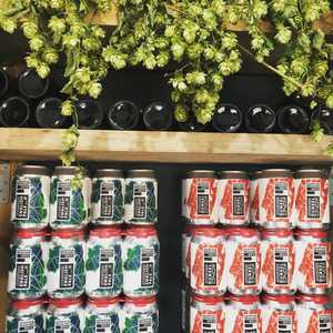 Cans are back and the shop is looking stocked once more. Come down and gain a 6-pack: guaranteed. #bottlestore #highwycombe #easierthansitups