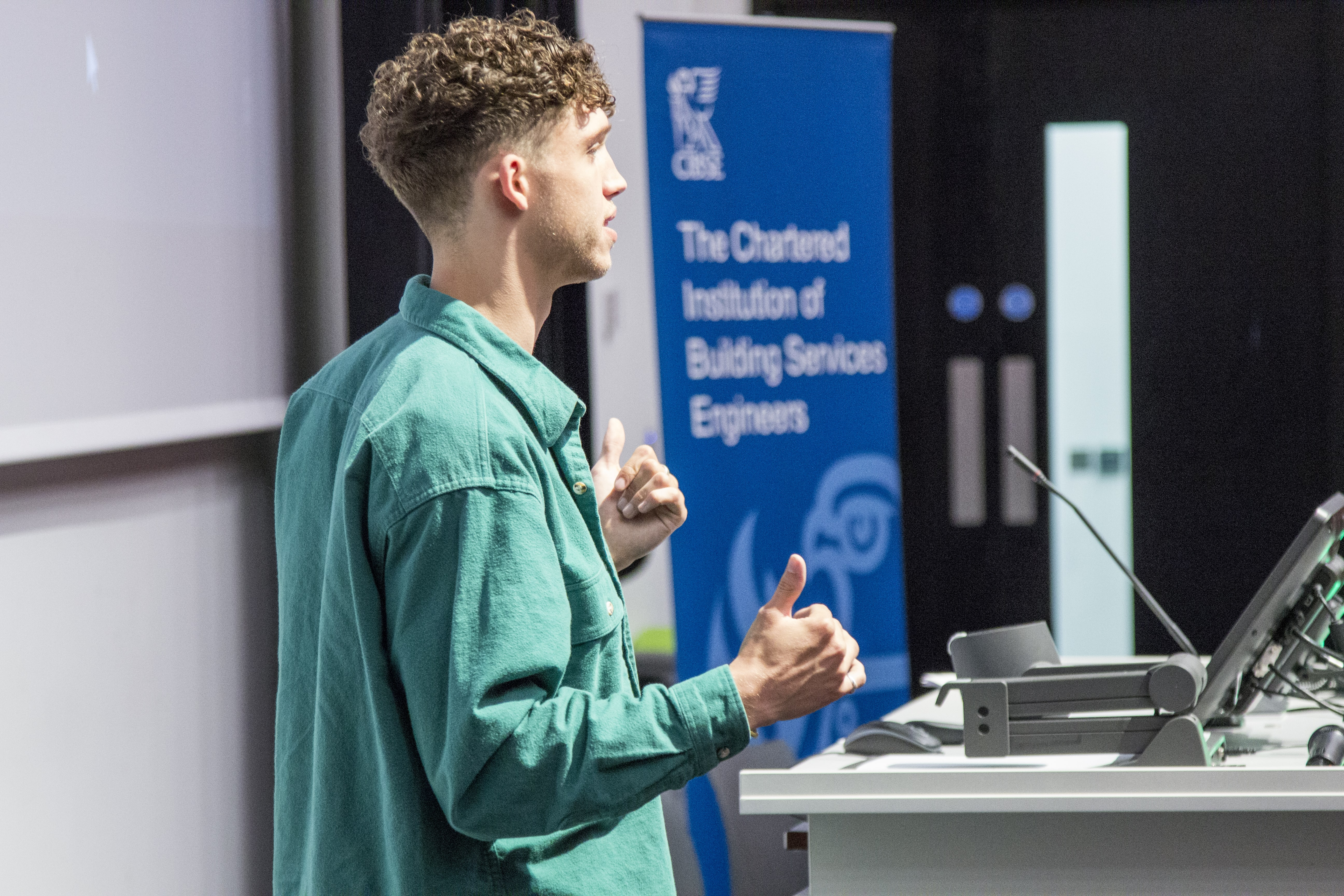 CIBSE Technical Symposium 2019 - Awards, Magazine Feature and More