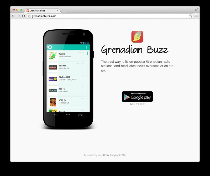 Grenadian Buzz screenshot