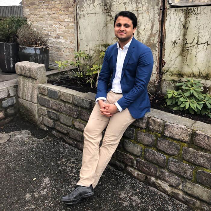Billy regnskabsprogram Rohail Akram Baig