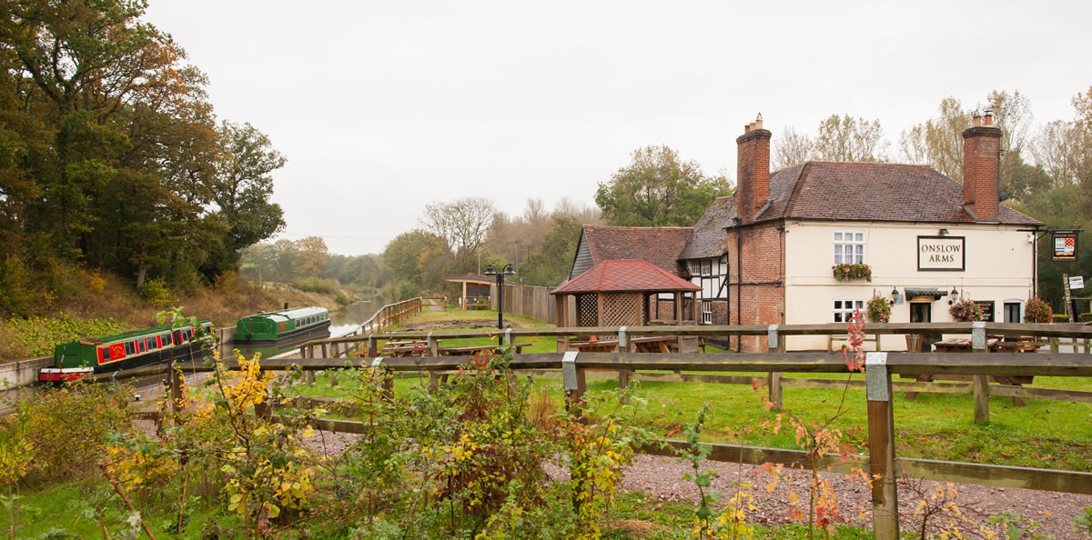 The Onslow Arms, Loxwood