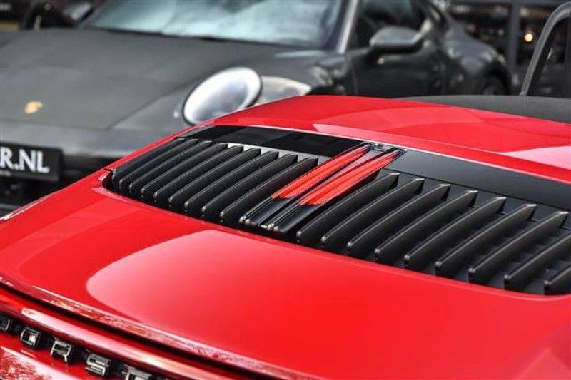 Porsche 911 4S CABRIO 4WSTURING+ST.KOELING+SP.CHRONO NP.218K afbeelding 20