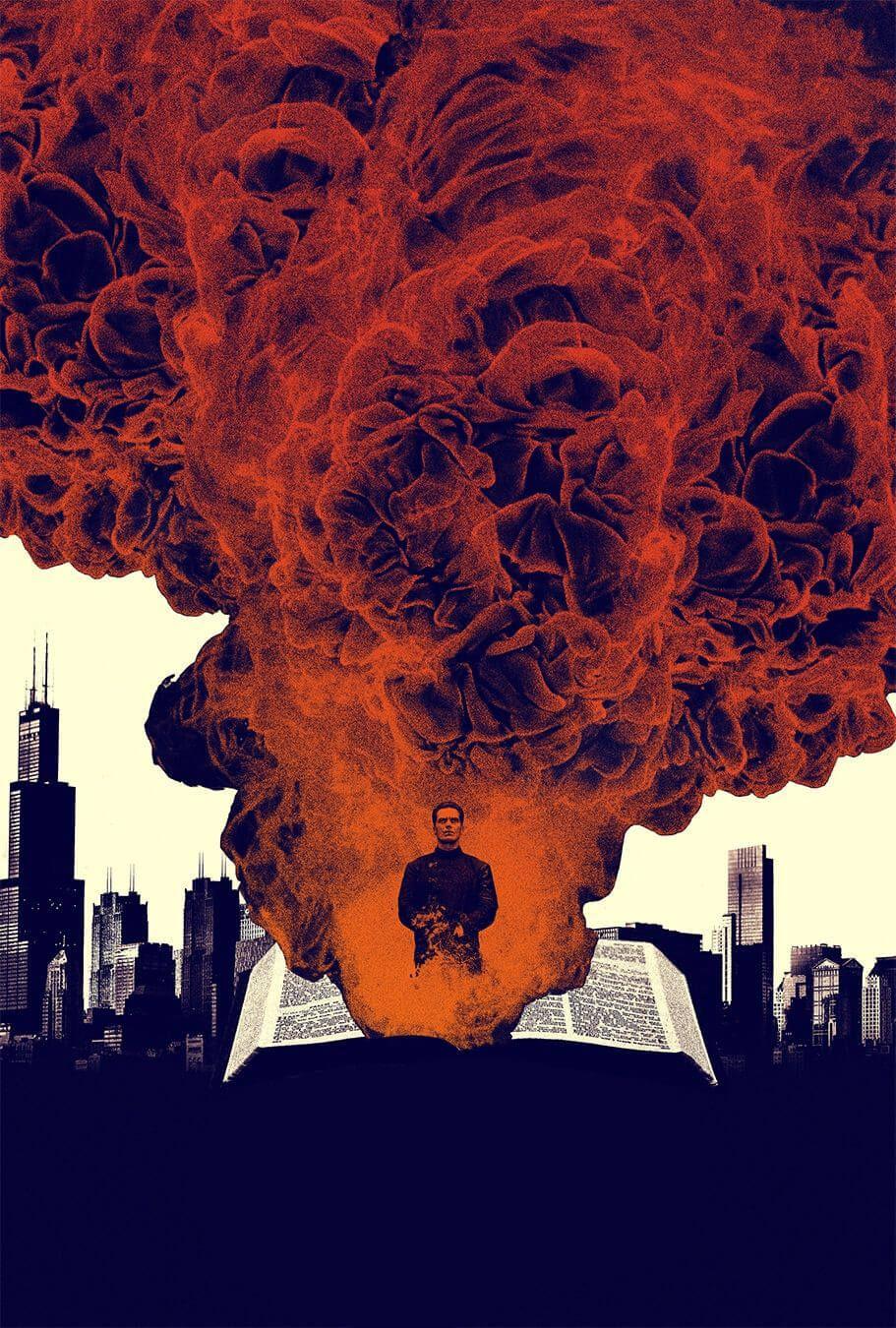 Постер для фильма «451 градус по Фаренгейту». Режиссер Рамин Бахрани, 2018 год. Источник: imdb.com