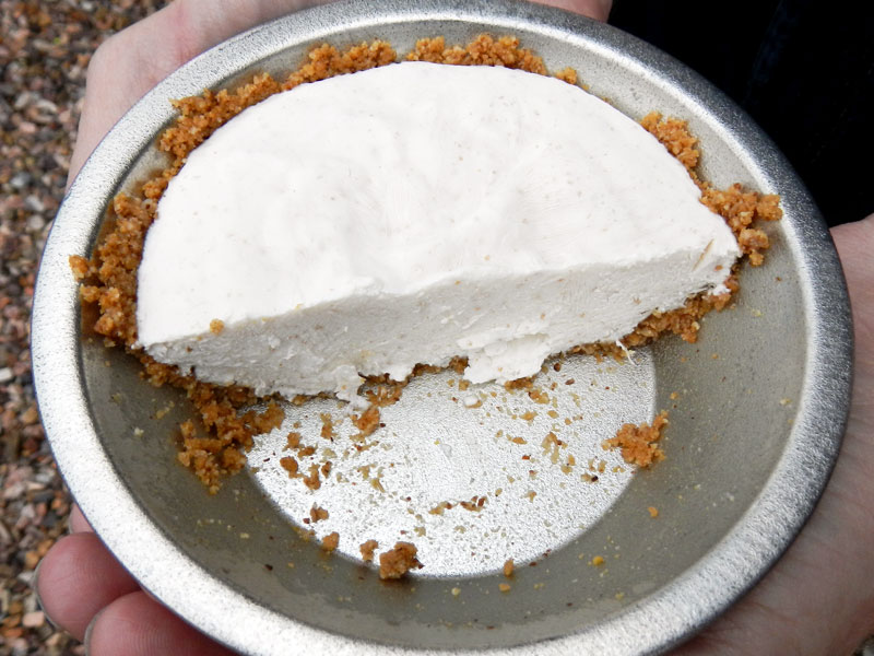 Basic No-Bake Cheese Cake