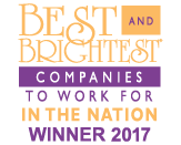 2017 Best and Brightest Award