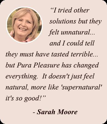 Testimonial from Sarah Moore