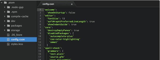 ขั้นตอนการติดตั้ง Atom บน Ubuntu
