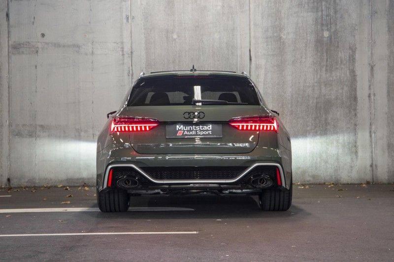 Audi RS6 Avant TFSI 600 pk quattro | 25 jaar RS Package | Dynamic Plus pakket | Keramische Remschijven | Audi Exclusive Lak | Carbon | Pano.dak | Assistentiepakket Tour & City | 360 Camera | 280 km/h afbeelding 14