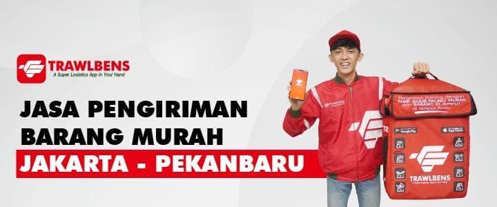 Jaminan Jasa Cargo Termurah Jakarta ke Pekanbaru