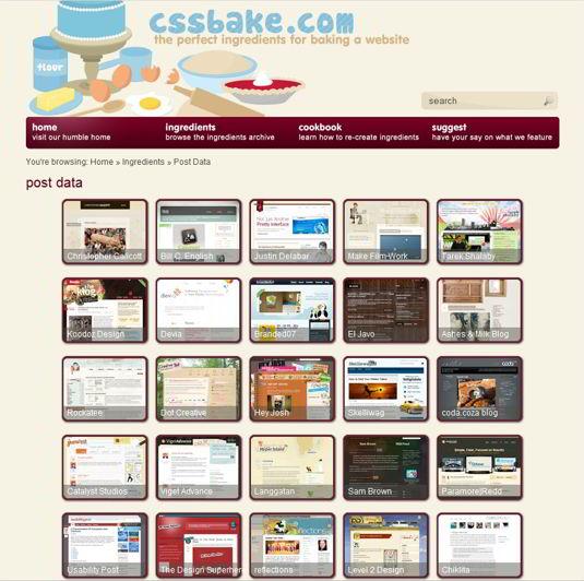 cssbake.com -