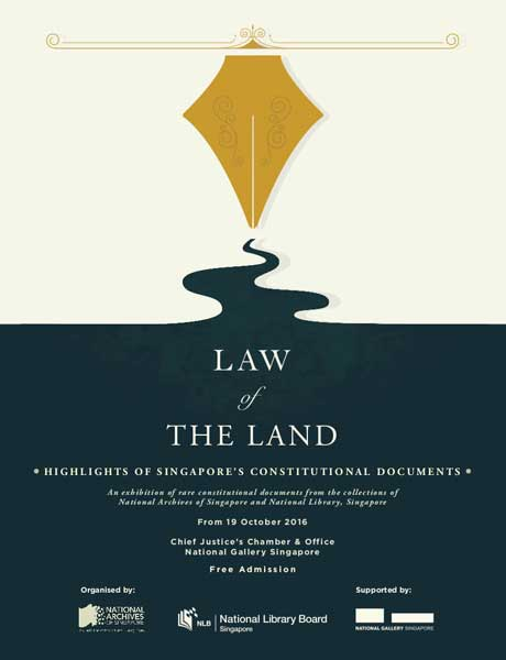 Law of the Land Exhibition