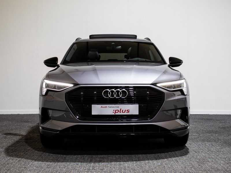Audi e-tron 50 quattro Business edition Plus Incl. BTW | Pano.Dak | B&O Sound | 8% bijtelling | afbeelding 2