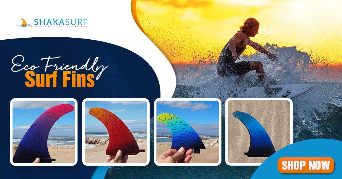 eco friendly surf fins