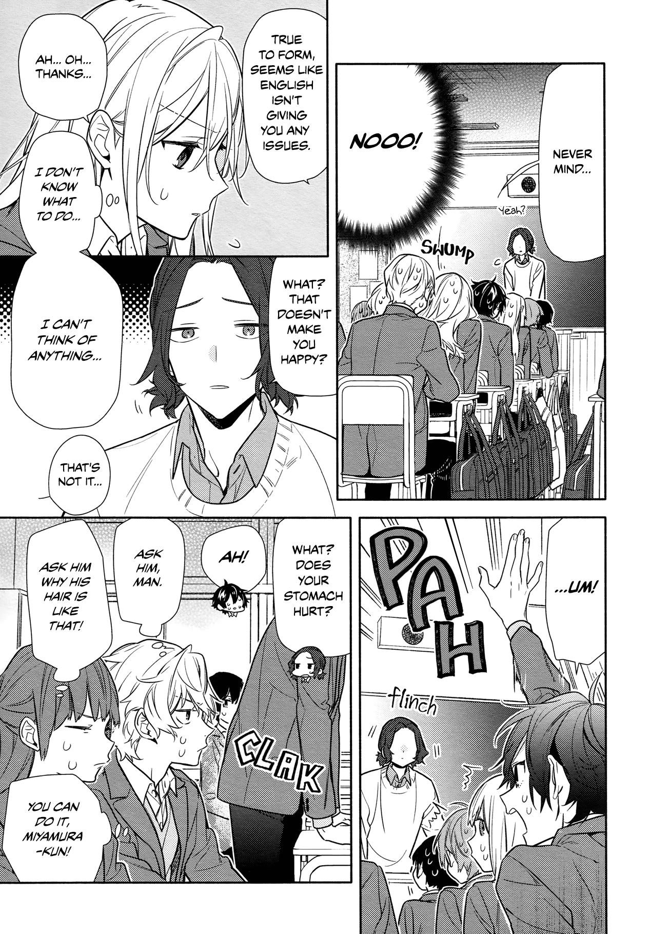 Horimiya, Chapter 112 Page 11