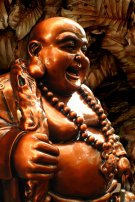 Budai: The laughing Buddha