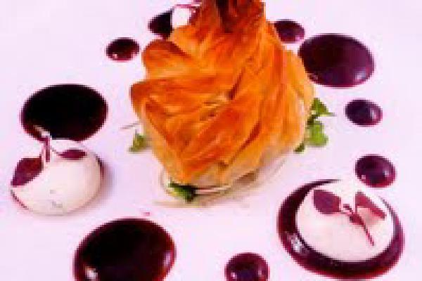 image from Interview with Award Winning Veggie Chef Eddie Shepherd